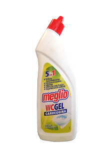 Meglio WC Gel 750 ML Forest 5w1